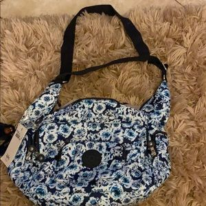 Kipling Roaming Roses Bag